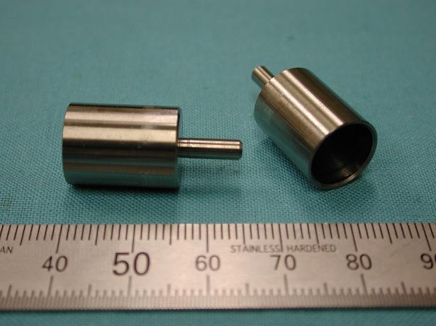 SUS303 φ12.0加工品